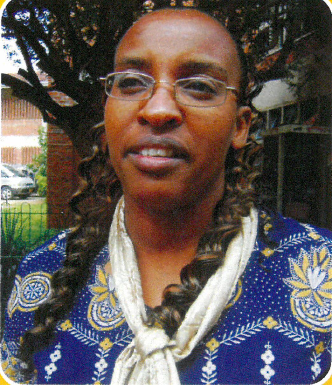 Dr. Zivayi Nengomasha, pioneer graduate and CEO of ADRA