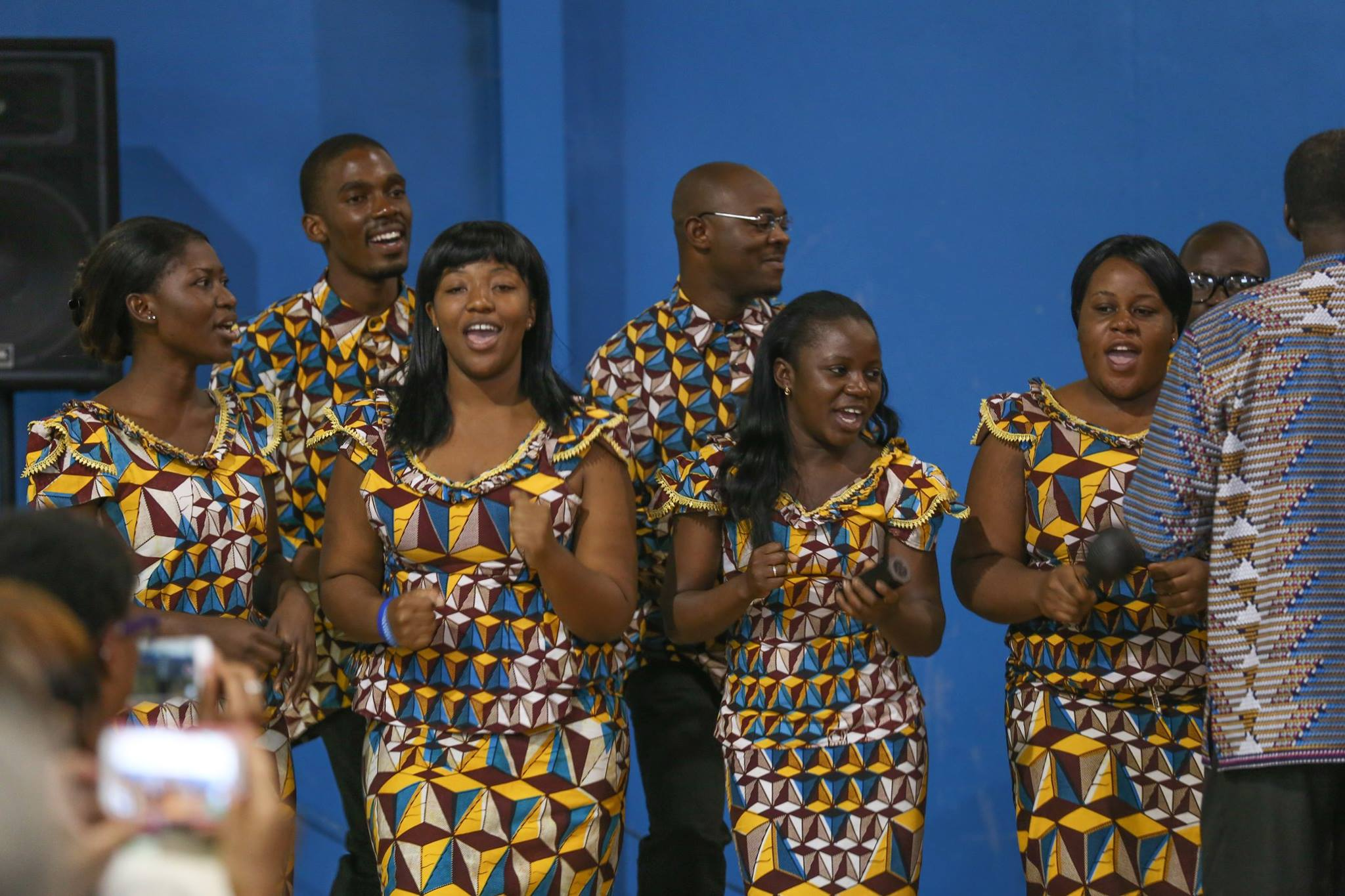 Africa University Choir, USA, Rust College, music, Mississippi, UMC, students