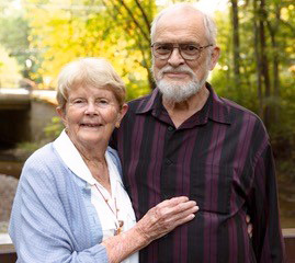Ann and Morris Taber have endowed a scholarship.