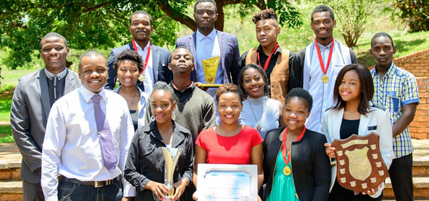 Africa University Debate Speech and Drama team