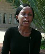 Kenyan pastor, Jacklyn Atotso feels equipped for ministry.