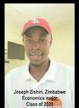 Joseph Zishiri is thankful to AU for honing his leadership skills.