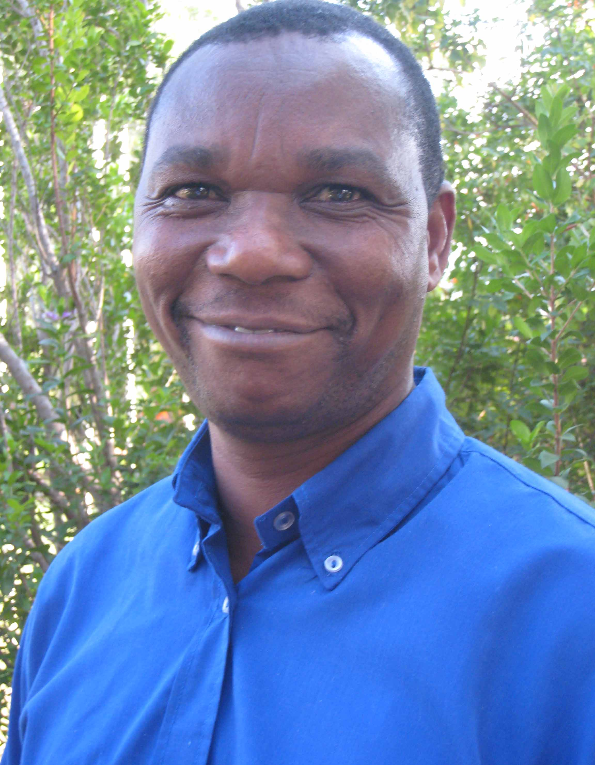 Zephirin Ndikumana is the Conference Lay Leader for The United Methodist Church of Burundi.