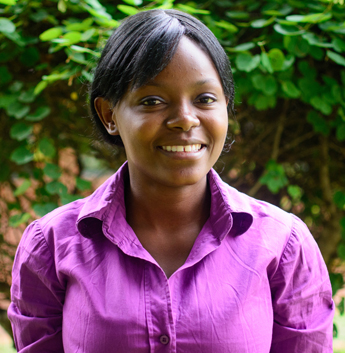 Mirielle Muluba Kasongo is an Usahwira Scholarship recipient and sophmore in the department of agriculture and natural resources.
