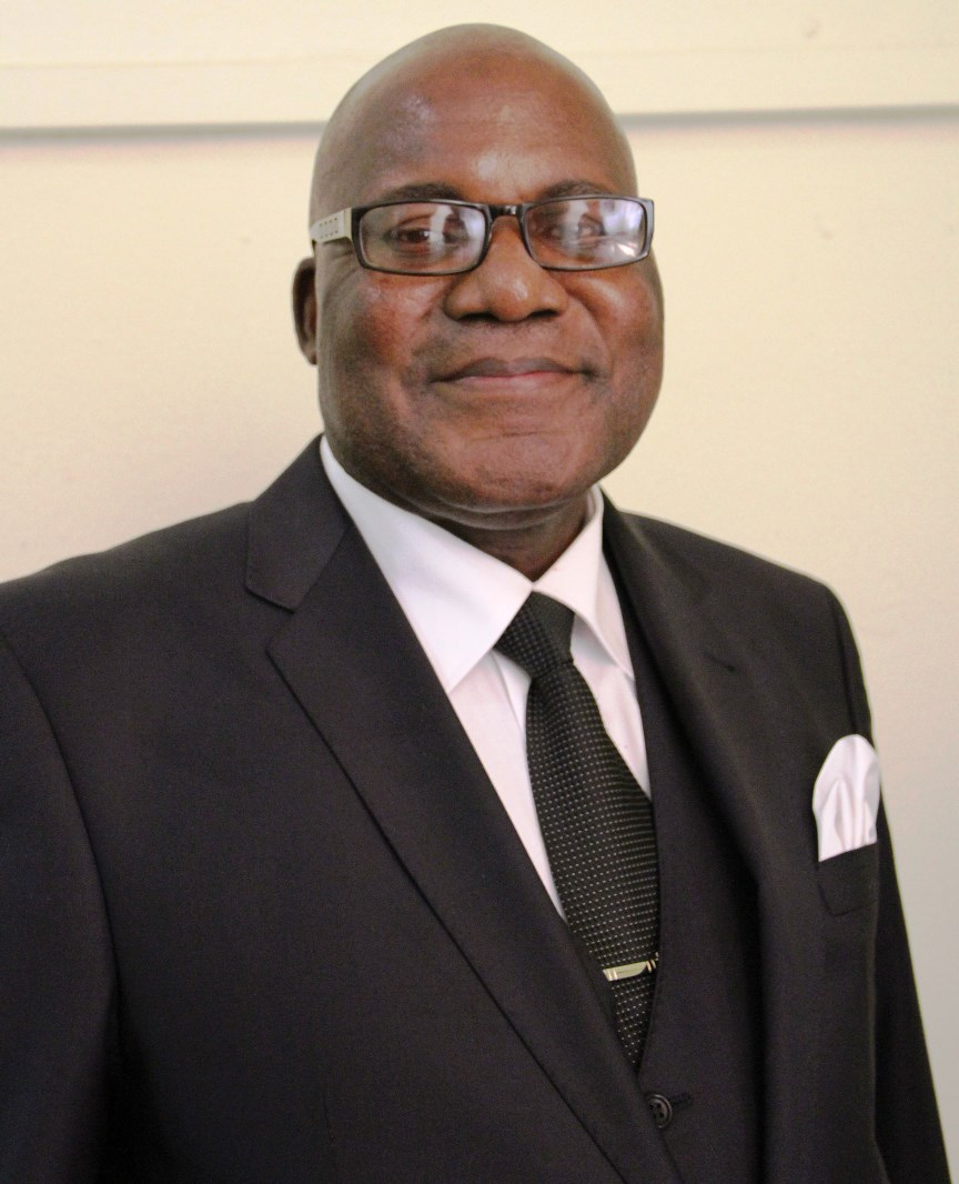 Zimbabwe's minister of state for provincial affairs, Mr. Christopher Mushohwe.